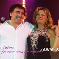 Jeane et Claude en duo