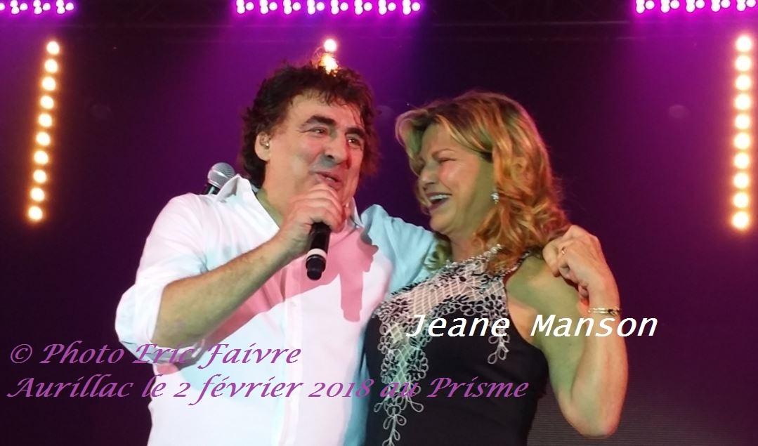 """Jeane et Claude en duo """"Est-ce qu'on s'aime encore"""""""