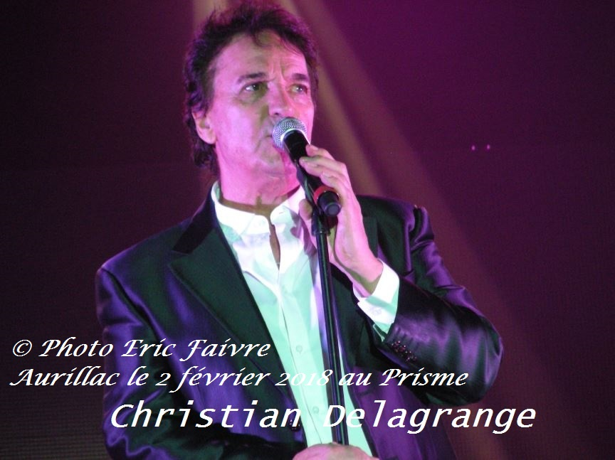 Christan Delagrange