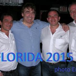 Les 4 amis à Miami
