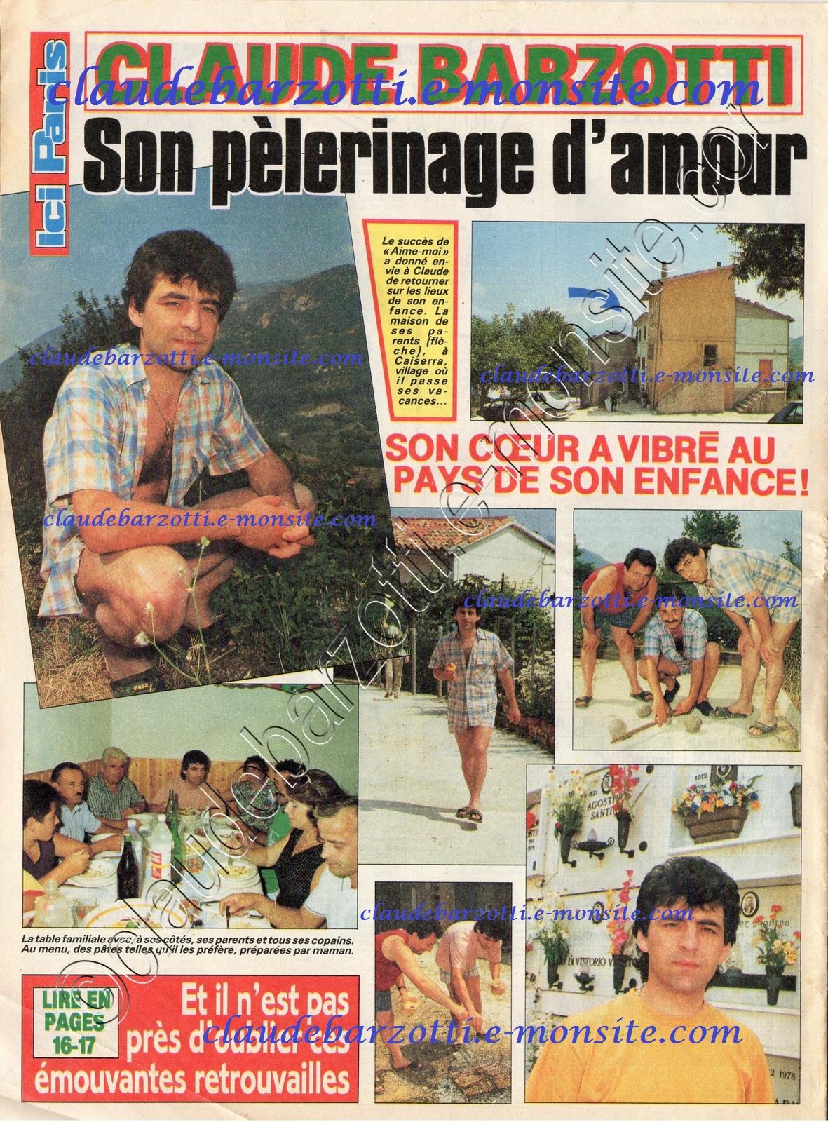 ici paris 2355 du 22 aout 1990 dernière page