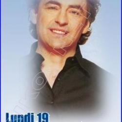 Claude Barzotti en concert