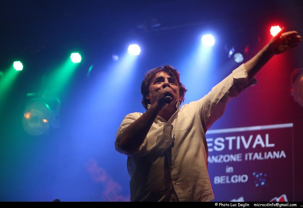 Festival de la chanson Italienne 14/04/2018