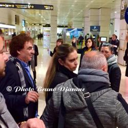 photo bruno djarane Aeroport de Venise
