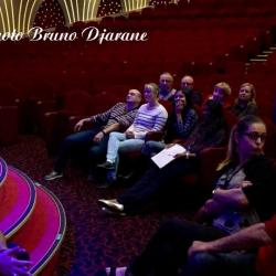 photo bruno djarane Salle de spectacle sur MSC Musica