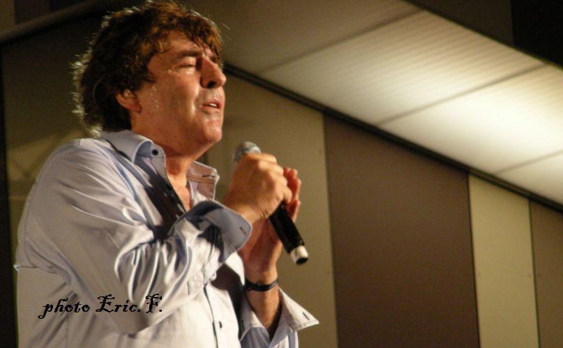 Claude Barzotti Rognac 4 juillet 2014