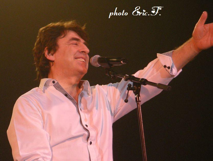 Claude Barzotti concert St Didier de la Tour