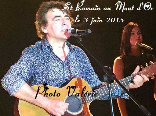 St Romain au Mont d'or le 3 juin 2015