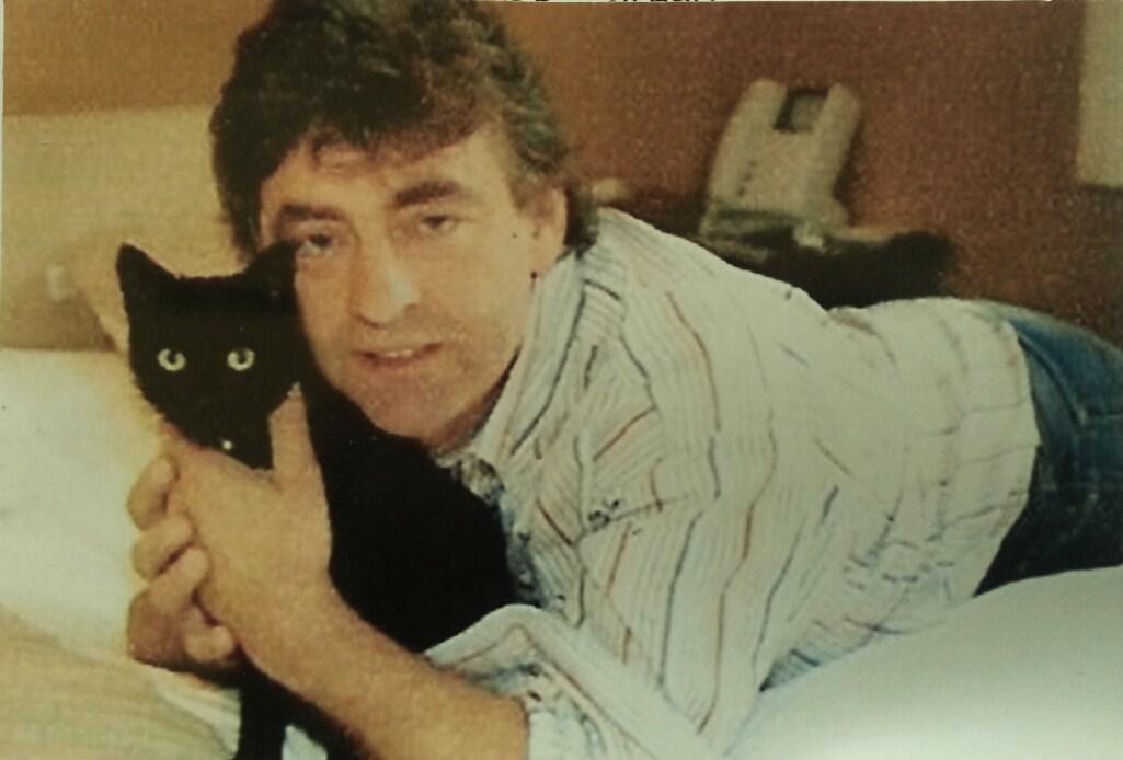 Claude et son chat