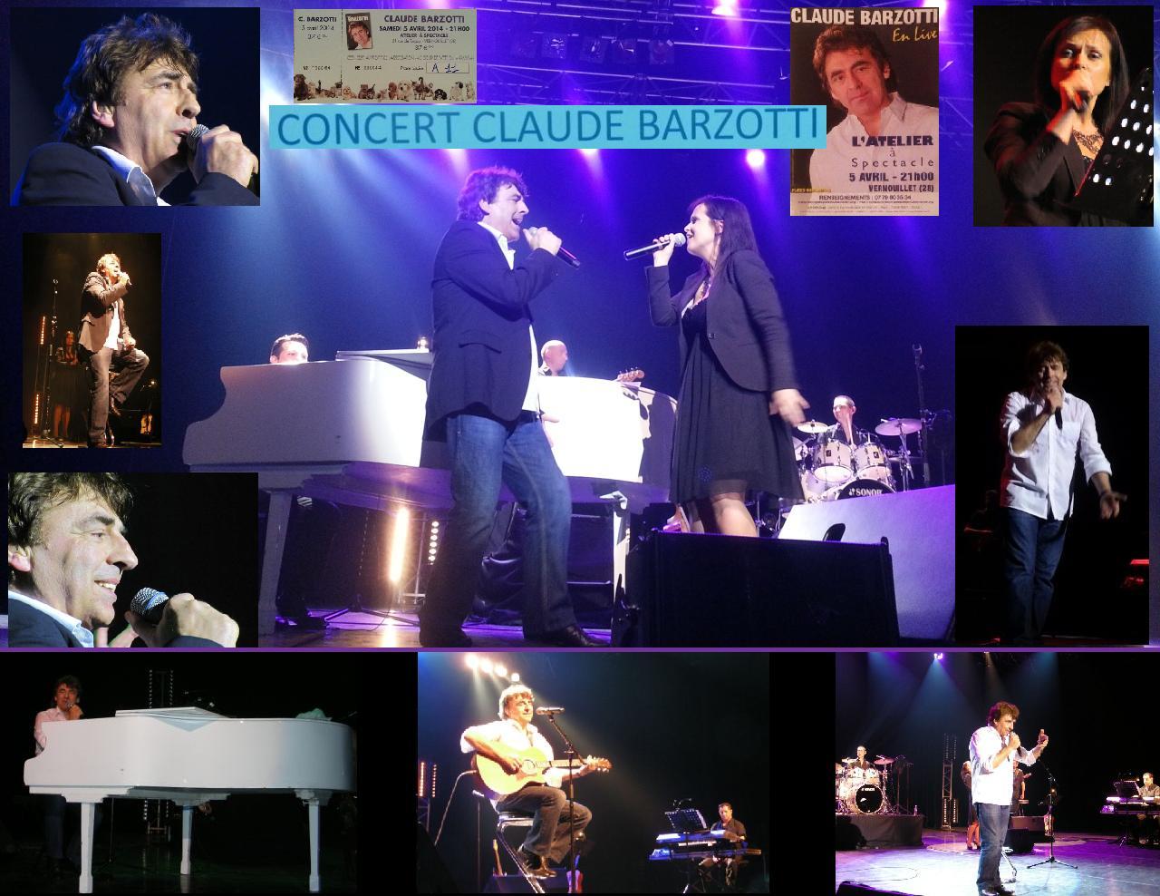 photos perso du concert ICI