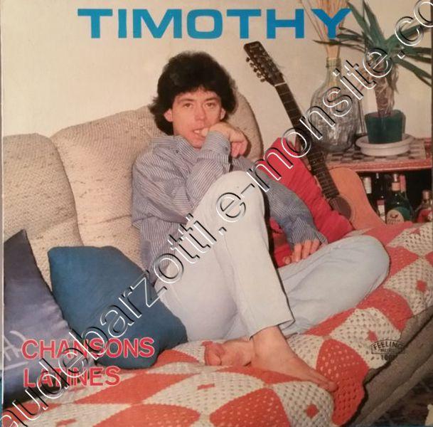"""45t timothy """"j'ai froid au coeur;"""