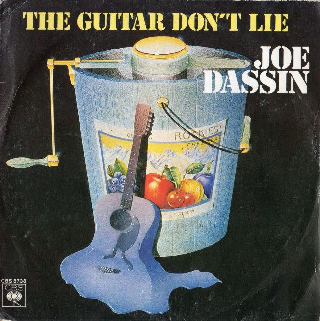 45t SP 8738 Joe Dassin