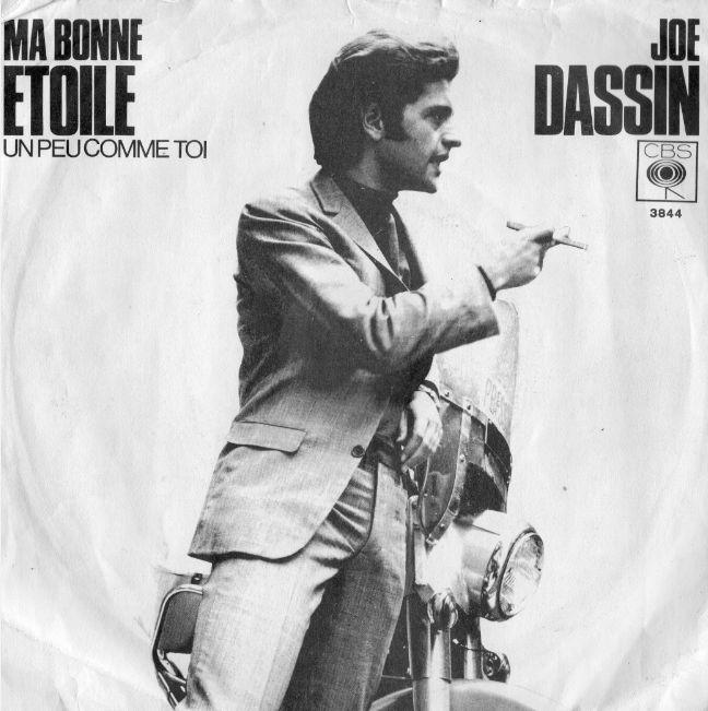 45t SP 3844 Joe Dassin