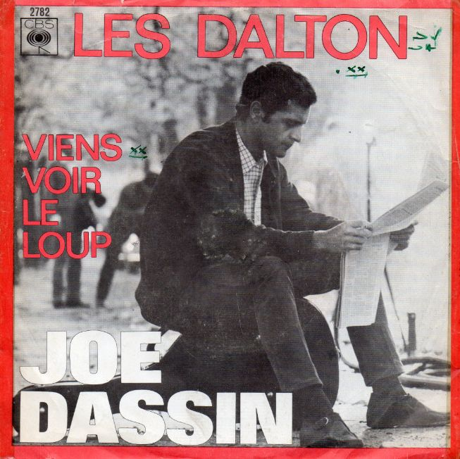 45t SP 2782 Joe Dassin