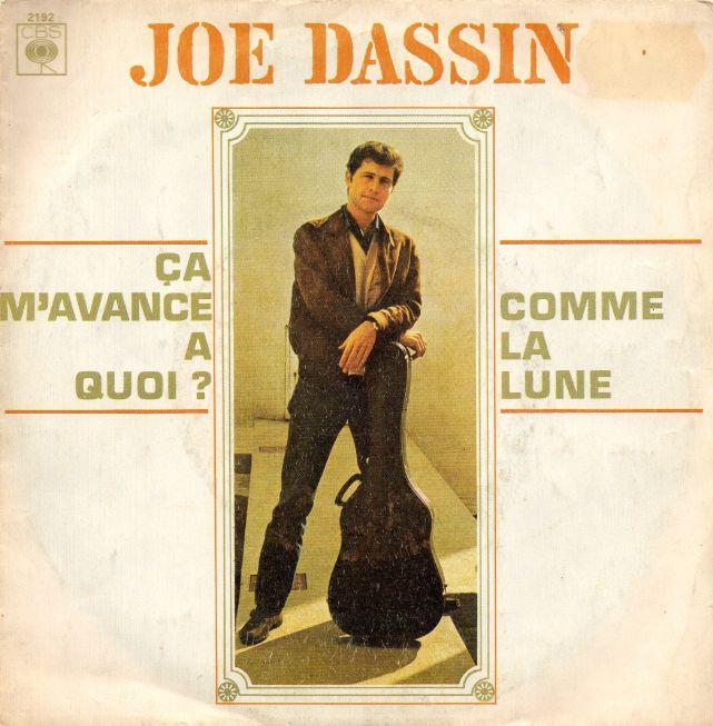 45t SP 2192 Joe Dassin