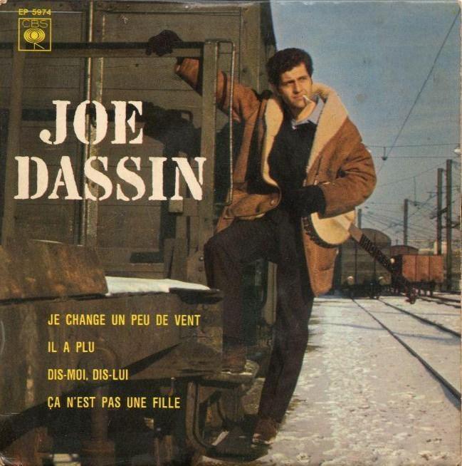 45t EP 5974 Joe Dassin