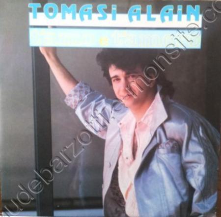 "45 T Alain Tomasi ""Tamo e tamero / instrumental"" 1985"