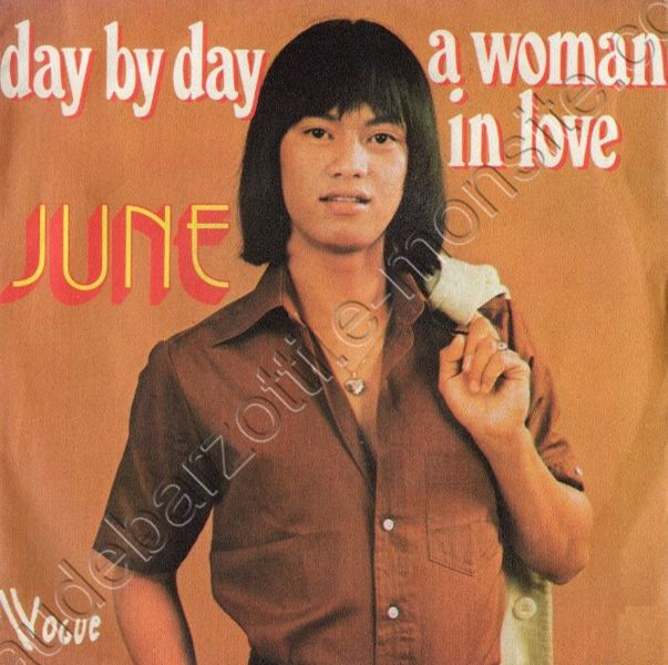 "June ""a woman in love"""