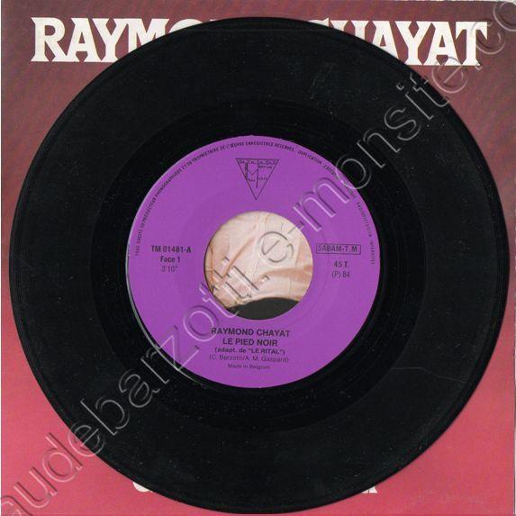 Raymont Chayat chante