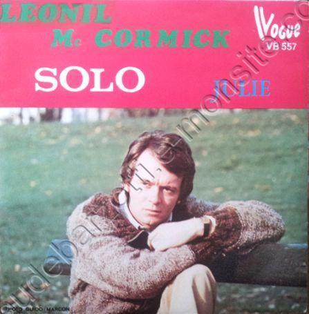 """Léonil Mc Cormick """"Solo / Julie"""""""