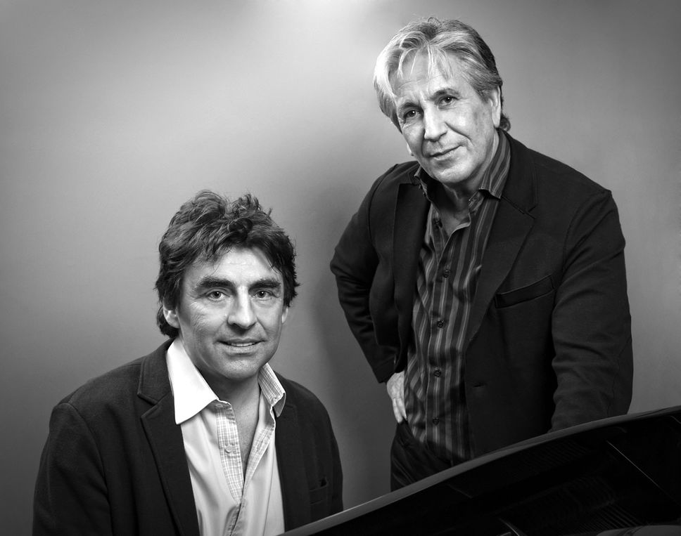 Claude Barzotti et Claude Michel Les Ritals
