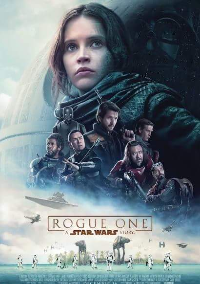 Affiche rogue one