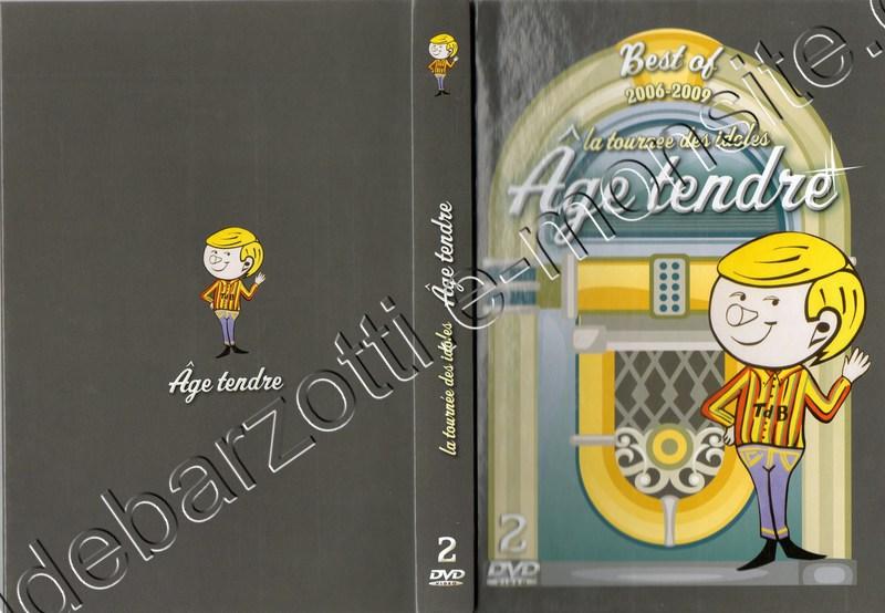 DVD age tendre best of saisons de 2006 à 2009 (2010)
