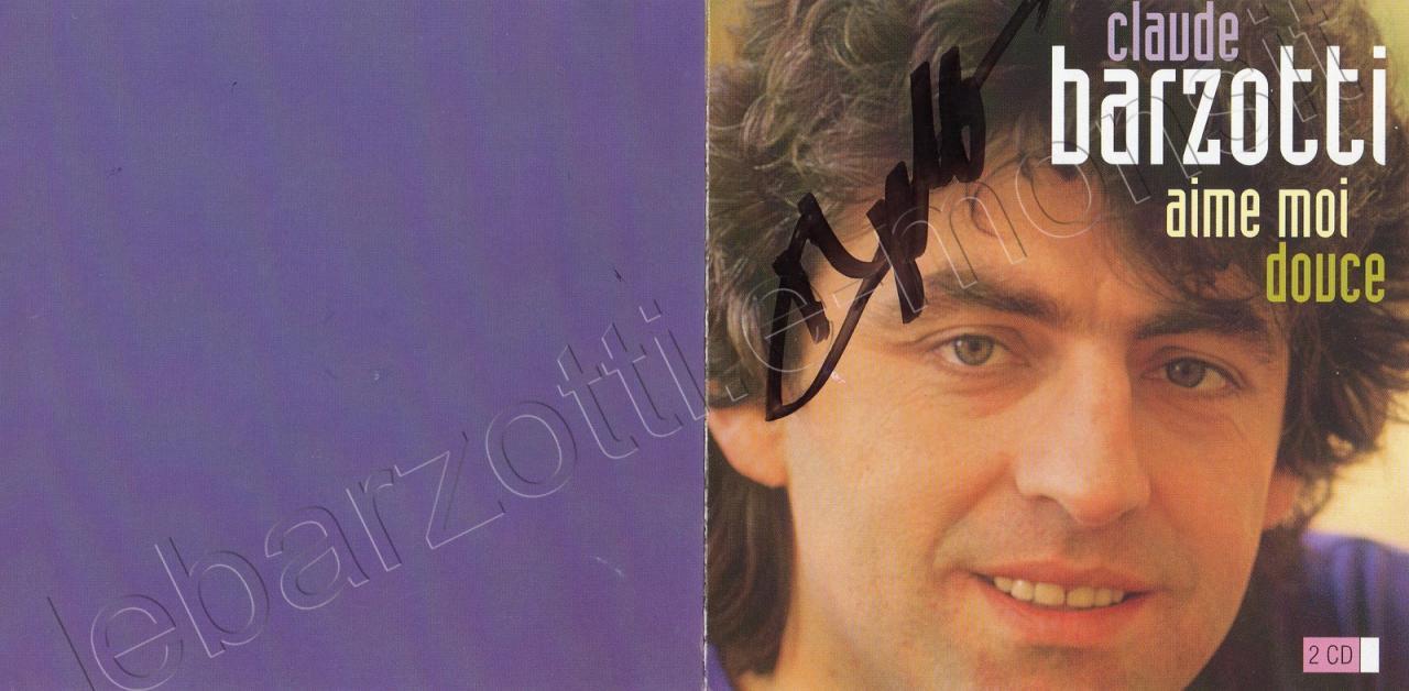 Livret avec titre des deux albums