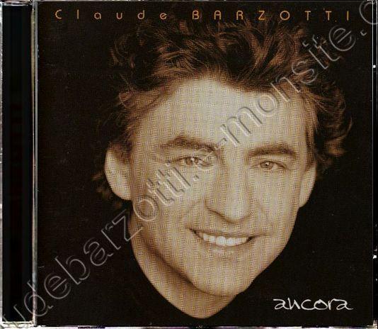 Cd album Ancora Canada 2003