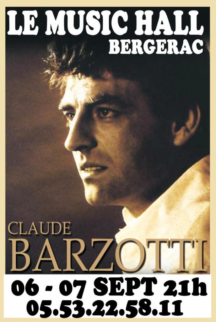 Claude Barzotti à BERGERAC (24)
