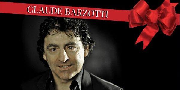 Claude Barzotti chante Noël au Canada