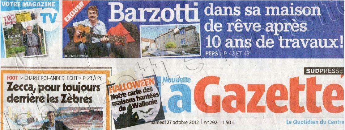 Blog de barzotti83 : Rikounet 83, Claude Barzotti nous ouvre les portes de sa maison