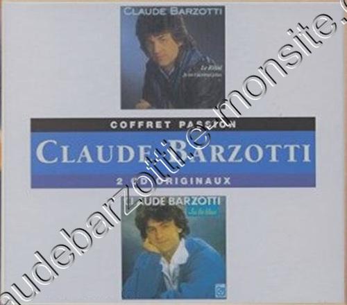 Coffret Passion 2 CD originaux (Lerital, j'ai les bleus) 23 octobre 1998