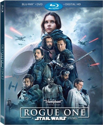 Bluray rogue one