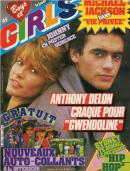 Boys et Girls N° 218 du 1er mars 1984 page 31 (1 page) Claude Barzotti made in italie