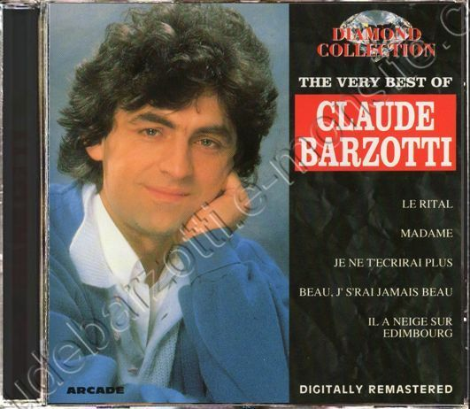 The very best of Claude Barzotti diamond collection
