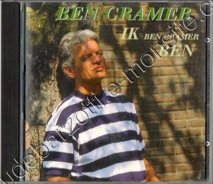 """CD Ben Cramer """"Levenslang"""" 1997 Suisse"""