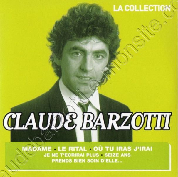 CD bestof la collection réédition 2012 en format pochette CD single