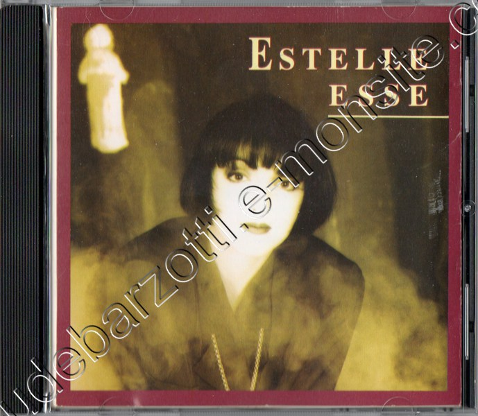 CD album Estelle Esse