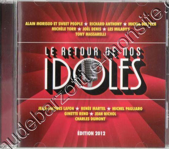 Le retour de nos idoles édition 2012 (Canada)