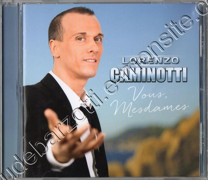 Nouveau CD de Lorenzo Caminotti