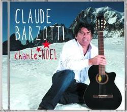 Album claude Barzotti chante Noël (12/11/2012)