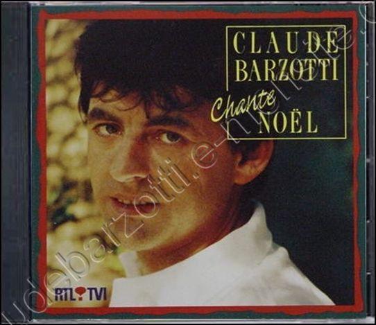 CD Claude Barzotti chante Noël