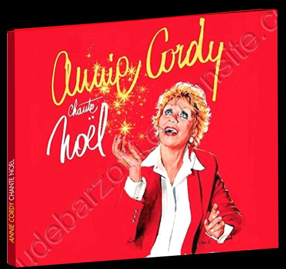 CD annie Cordy chante Noêl