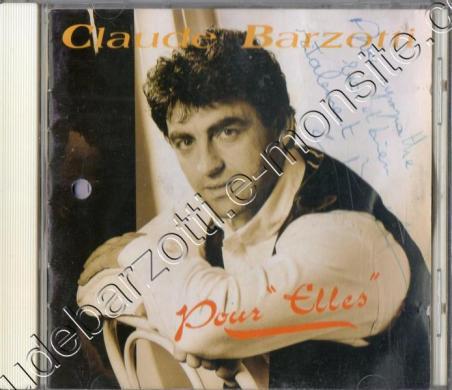 CD album Pour elles