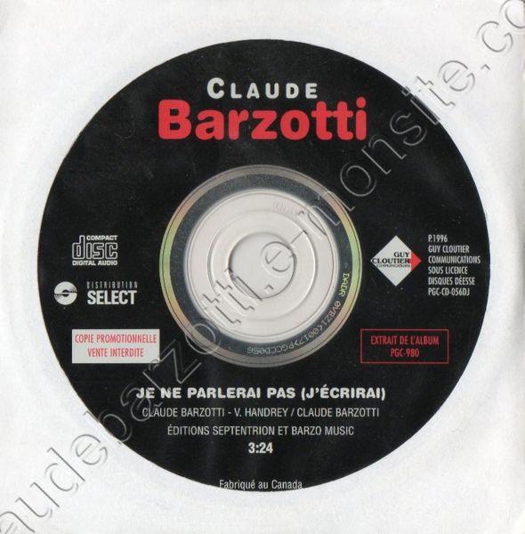 CD promo 1titre Canada