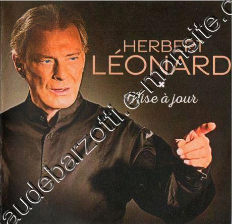 CD promo  titres Herbert Léonard
