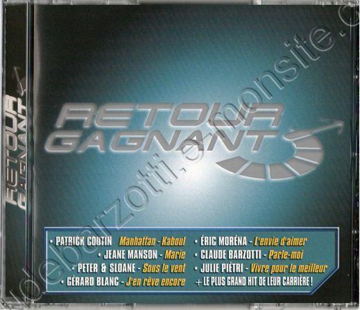 CD compile Retour gagnant