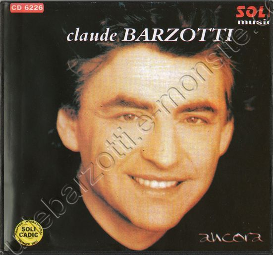 CD album Ancora Soli Music