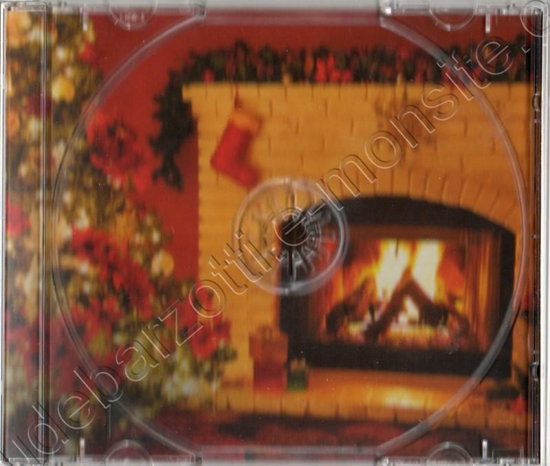 cd album Claude Barzotti souvenirs de Noël 2014